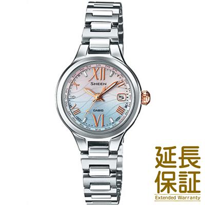 【正規品】CASIO カシオ 腕時計 SHW-1700D-7AJF レディース SHEEN シーン ソーラー