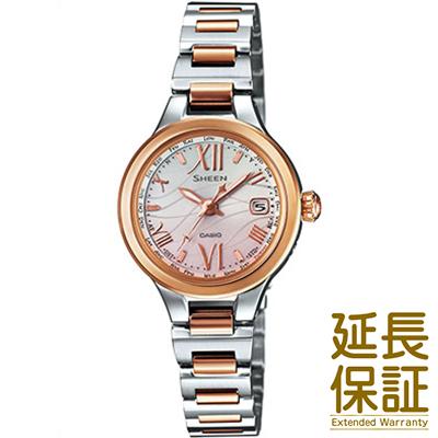 【国内正規品】CASIO カシオ 腕時計 SHW-1700SG-4AJF レディース SHEEN シーン ソーラー