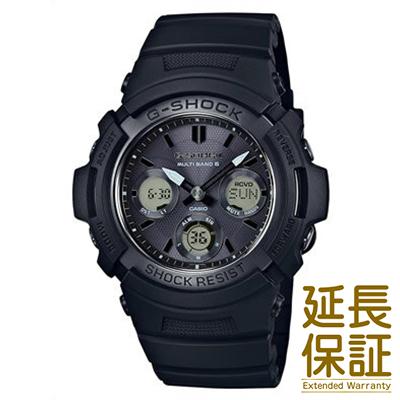 【正規品】CASIO カシオ 腕時計 AWG-M100SBB-1AJF メンズ G-SHOCK ジーショック 電波 ソーラー ブラック