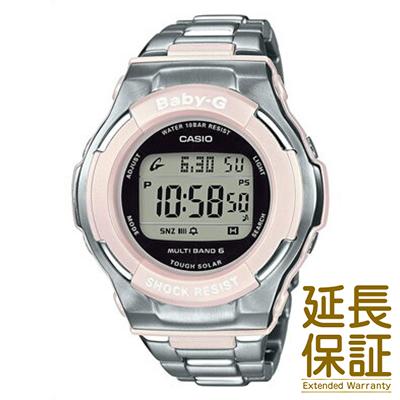 【国内正規品】CASIO カシオ 腕時計 BGD-1300D-4JF レディース BABY-G ベビージー メタルバンド ピンク ソーラー 電波