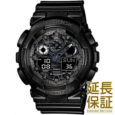 【国内正規品】CASIO カシオ 腕時計 GA-100CF-1AJF メンズ G-SHOCK ジーショック Camouflage Dial カモフラージュダイアル
