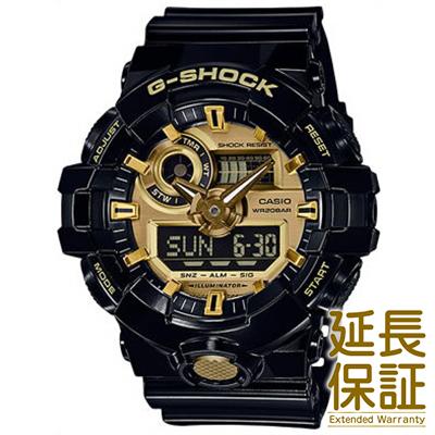 【正規品】CASIO カシオ 腕時計 GA-710GB-1AJF メンズ G-SHOCK ジーショック Garish ガリッシュ