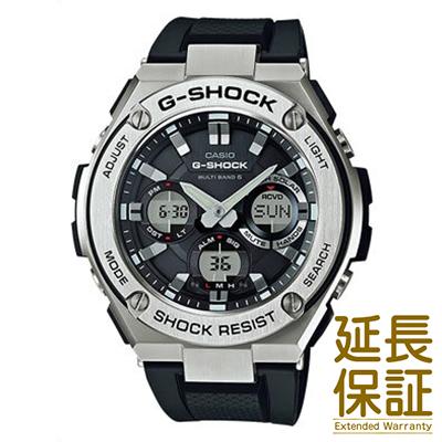 【正規品】CASIO カシオ 腕時計 GST-W110-1AJF メンズ G-SHOCK ジーショック G-STEEL Gスチール ソーラー