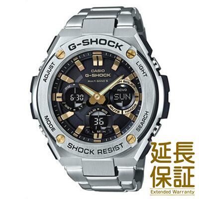 【正規品】CASIO カシオ 腕時計 GST-W110D-1A9JF メンズ G-SHOCK ジーショック G-STEEL Gスチール ソーラー 電波