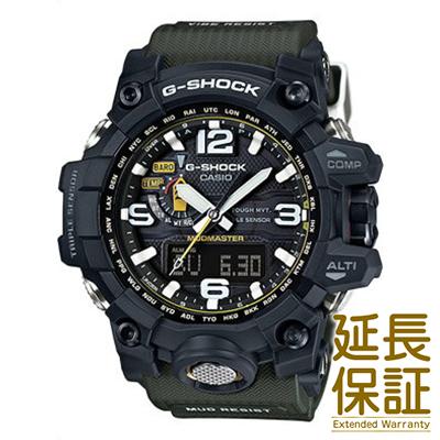 【国内正規品】CASIO カシオ 腕時計 GWG-1000-1A3JF メンズ G-SHOCK ジーショック MUDMASTER マッドマスター ソーラー