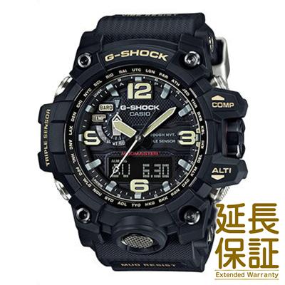 【正規品】CASIO カシオ 腕時計 GWG-1000-1AJF メンズ G-SHOCK ジーショック MUDMASTER マッドマスター ソーラー