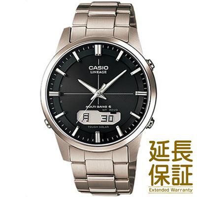 【国内正規品】CASIO カシオ 腕時計 LCW-M170TD-1AJF メンズ LINEAGE リニエージ