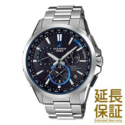 【正規品】CASIO カシオ 腕時計 OCW-G1100T-1AJF メンズ OCEANUS オシアナス 電波ソーラー