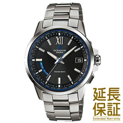 【正規品】CASIO カシオ 腕時計 OCW-T150-1AJF メンズ OCEANUS オシアナス