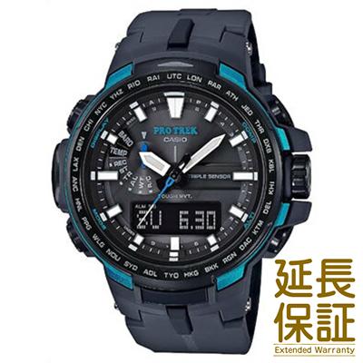 【国内正規品】CASIO カシオ 腕時計 PRW-6100Y-1AJF メンズ PRO TREK プロトレック トリプルセンサー ソーラー 電波