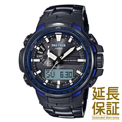 【国内正規品】CASIO カシオ 腕時計 PRW-6100YT-1BJF メンズ PRO TREK プロトレック Blue Moment ブルーモーメント ソーラー 電波