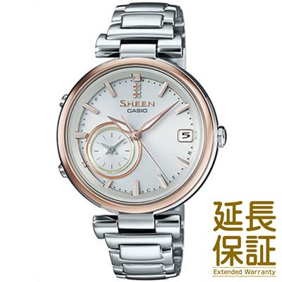 【正規品】CASIO カシオ 腕時計 SHB-100SG-7AJF レディース SHEEN シーン Voyage TIME RING Series ボヤージュタイムリングシリーズ