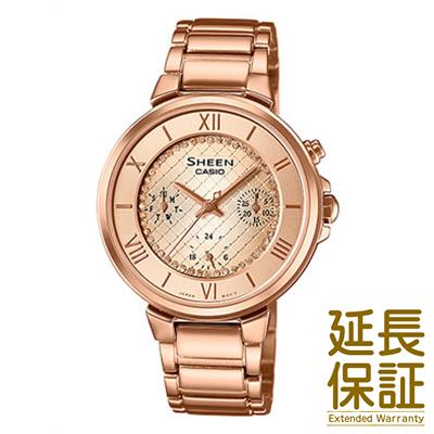 【正規品】CASIO カシオ 腕時計 SHE-3040GJ-9AJF レディース SHEEN シーン