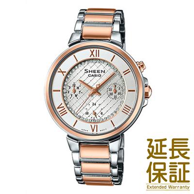 【正規品】CASIO カシオ 腕時計 SHE-3040SGJ-7AJF レディース SHEEN シーン