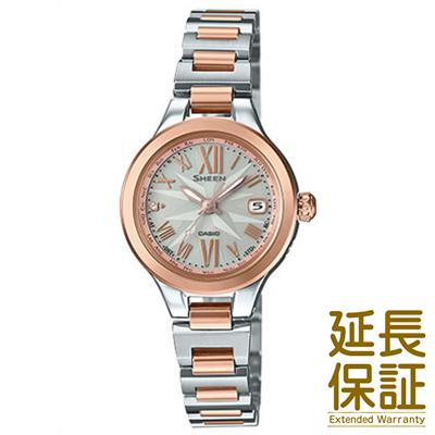 【正規品】CASIO カシオ 腕時計 SHW-1750SG-9AJF レディース SHEEN シーン Voyage ボヤージュ