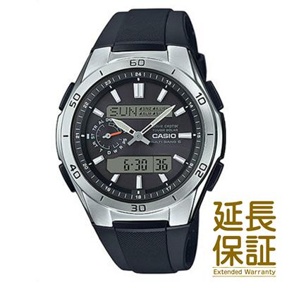 【国内正規品】CASIO カシオ 腕時計 WVA-M650-1AJF メンズ wave ceptor ウェーブセプター ソーラー電波時計