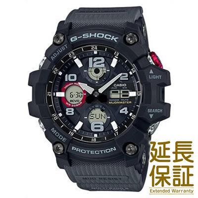【正規品】CASIO カシオ 腕時計 GWG-100-1A8JF メンズ G-SHOCK ジーショック MUDMASTER マッドマスター ソーラー 電波