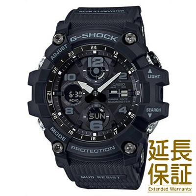 【正規品】CASIO カシオ 腕時計 GWG-100-1AJF メンズ G-SHOCK ジーショック MUDMASTER マッドマスター ソーラー 電波