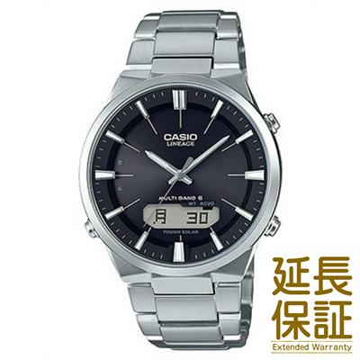 【正規品】CASIO カシオ 腕時計 LCW-M510D-1AJF メンズ LINEAGE リニエージ ソーラー 電波