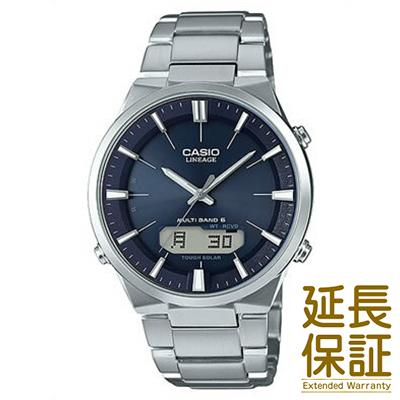 【国内正規品】CASIO カシオ 腕時計 LCW-M510D-2AJF メンズ LINEAGE リニエージ ソーラー 電波