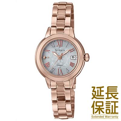 【正規品】CASIO カシオ 腕時計 SHW-5000CG-7AJF レディース SHEEN シーン ソーラー 電波