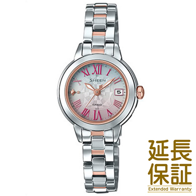 【正規品】CASIO カシオ 腕時計 SHW-5000DSG-4AJF レディース SHEEN シーン ソーラー 電波
