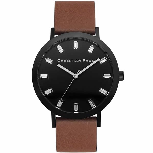 【並行輸入品】CHRISTIAN PAUL クリスチャンポール 腕時計 SW-02 メンズ レディース THE STRAND LUXE クオーツ