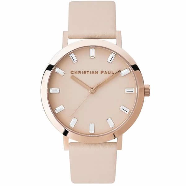 【並行輸入品】CHRISTIAN PAUL クリスチャンポール 腕時計 SW-08 メンズ レディース BONDI LUXE クオーツ