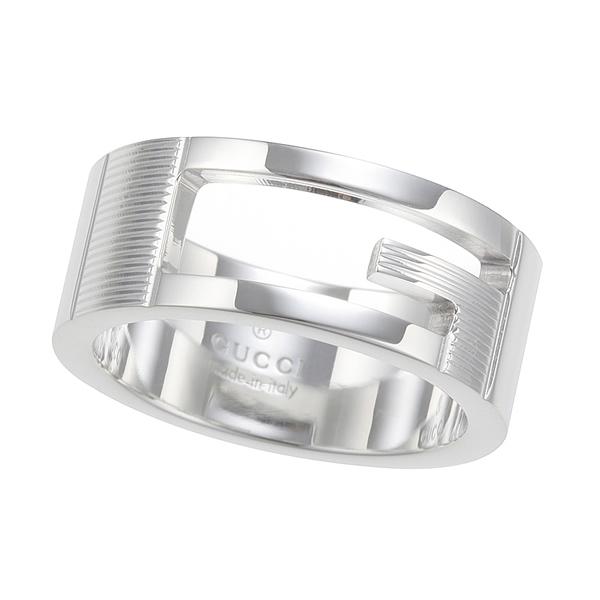 GUCCI グッチ 60サイズ 032660 09840 8106 15 指輪