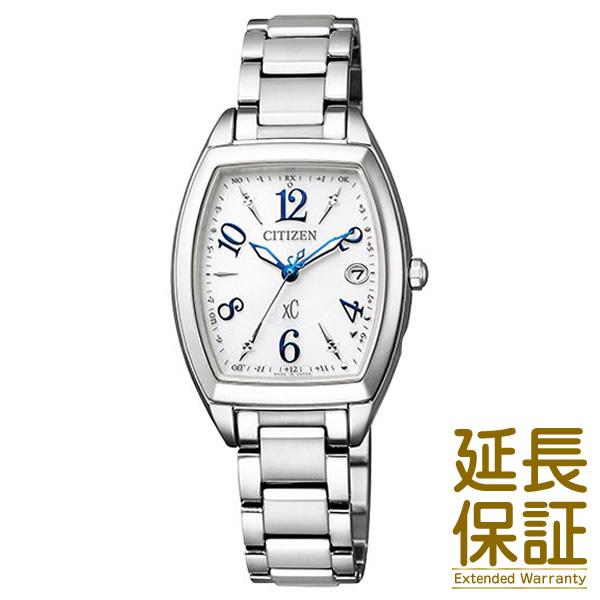 【正規品】CITIZEN シチズン 腕時計 ES9391-54A レディース XC クロスシー HAPPY FLIGHT ハッピーフライト 電波ソーラー