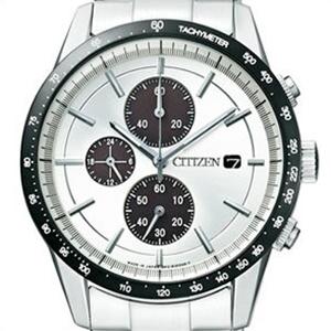【3年延長保証】CITIZEN シチズン 腕時計 CA0454-56A メンズ CITIZEN COLLECTION シチズン コレクション エコドライブ クロノグラフ