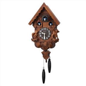 【正規品】リズム時計 クロック CITIZEN シチズン 4MJ221RH06 掛時計 カッコーパンキーR