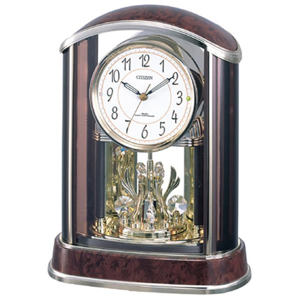 シチズン 4RY658 N23 電波置時計