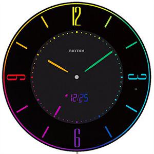 【正規品】リズム時計 クロック CITIZEN シチズン 8RZ197SR02 掛時計 Iroria A