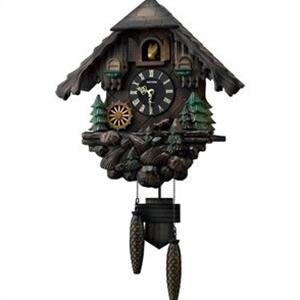 【正規品】リズム時計 クロック CITIZEN シチズン 4MJ422SR06 掛時計 鳩時計 カッコーヴァルト