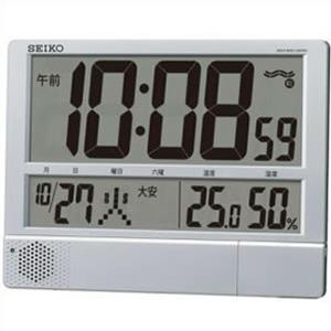 【正規品】SEIKO セイコー クロック SQ434S 電波 掛置兼用時計 PYXIS ピクシス