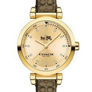 【並行輸入品】COACH コーチ 腕時計 14502539 レディース 1941 Signature クオーツ