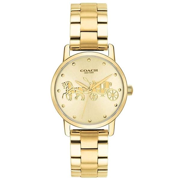 【並行輸入品】コーチ COACH 腕時計 14502976 レディース GRAND グランド クオーツ