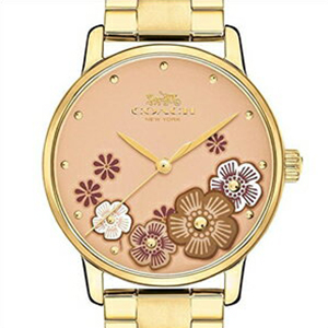 【並行輸入品】COACH コーチ 腕時計 14503006 レディース GRAND グランド クオーツ