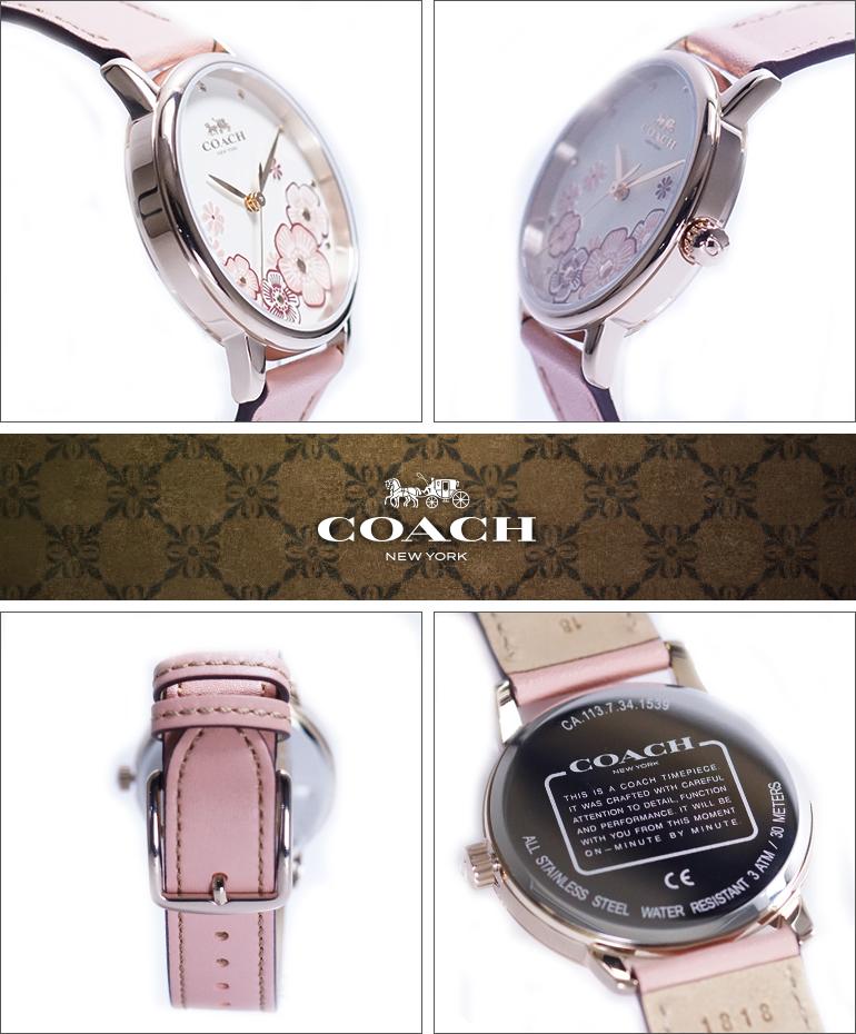 5be593b377c8 COACHは1941年 ニューヨーク・マンハッタンで皮革小物工房としてスタートいたしました。美しいデザインと高い機能性をもつ洗練された 雑貨類をはじめ、時計などにも ...
