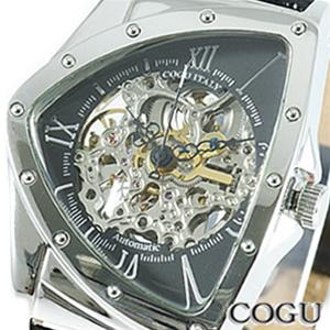 COGU コグ 腕時計 BS00T-BK メンズ 男 限定 日本未発売 機械式 自動巻き スケルトン スタイルウォッチ【ポイント還元】