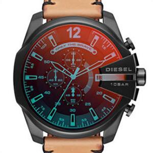 【並行輸入品】DIESEL ディーゼル 腕時計 DZ4476 メンズ MEGA CHIEF メガチーフ クオーツ