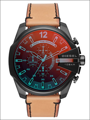 DIESEL ディーゼル 腕時計 DZ4476 メンズ MEGA CHIEF メガチーフ クオーツ