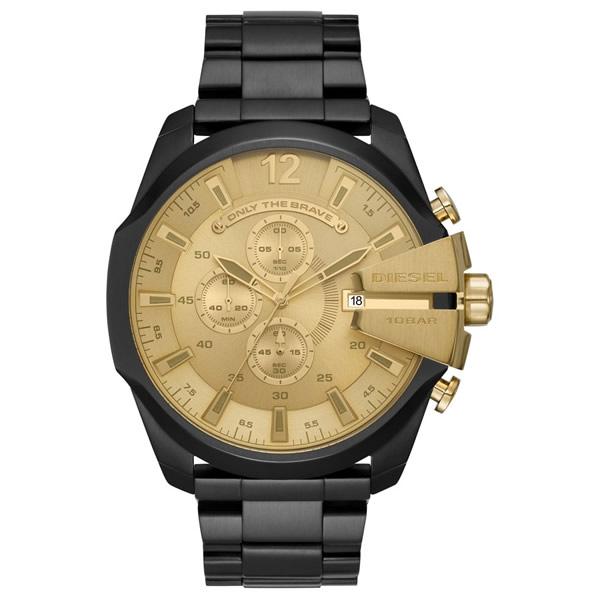 【並行輸入品】DIESEL ディーゼル 腕時計 DZ4485 メンズ MEGA CHIEF メガチーフ クロノグラフ
