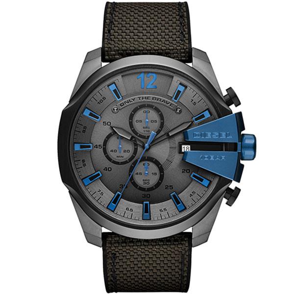 【並行輸入品】DIESEL ディーゼル 腕時計 DZ4500 メンズ MEGA CHIEF メガ チーフ クオーツ