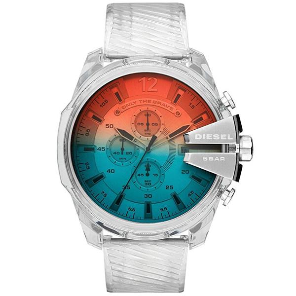 【並行輸入品】DIESEL ディーゼル 腕時計 DZ4515 メンズ MEGA CHIEF メガチーフ クオーツ