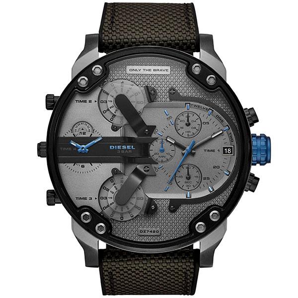 【並行輸入品】DIESEL ディーゼル 腕時計 DZ7420 メンズ MR DADDY 2.0 ミスターダディー 2.0 クオーツ