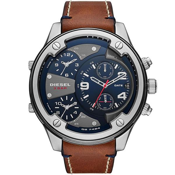 【並行輸入品】DIESEL ディーゼル 腕時計 DZ7424 メンズ BOLTDOWN ボルトダウン クロノグラフ クオーツ