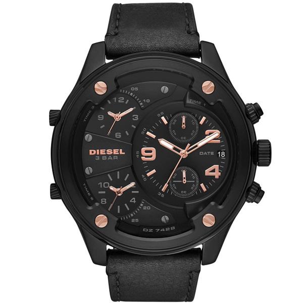 【並行輸入品】DIESEL ディーゼル 腕時計 DZ7428 メンズ BOLTDOWN ボルトダウン クロノグラフ クオーツ