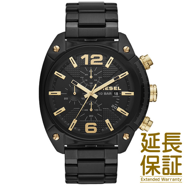 【並行輸入品】DIESEL ディーゼル 腕時計 DZ4504 メンズ OVERFLOW オーバーフロー クロノグラフ